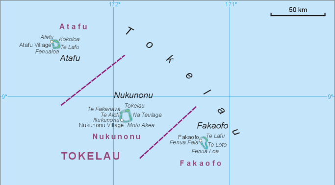 Tokelau Islands